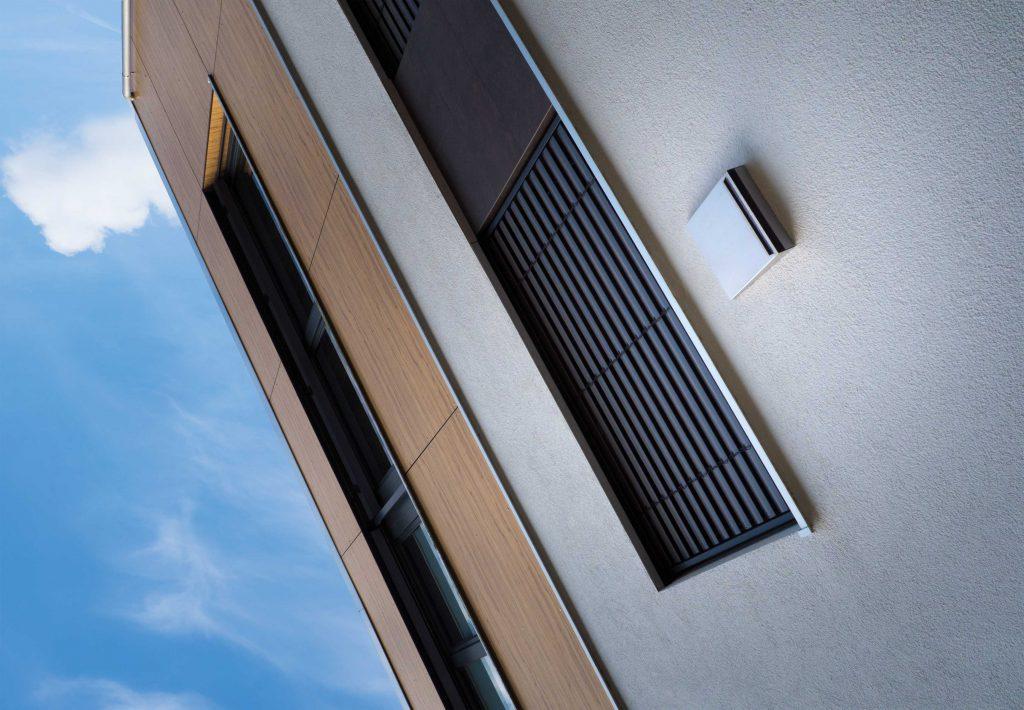 Blower Door Test, Luftdichtigkeitstest, KfW Förderung Wiesbaden, Wärmedämmung Fassade, Dezentrale Lüftungsanlagen