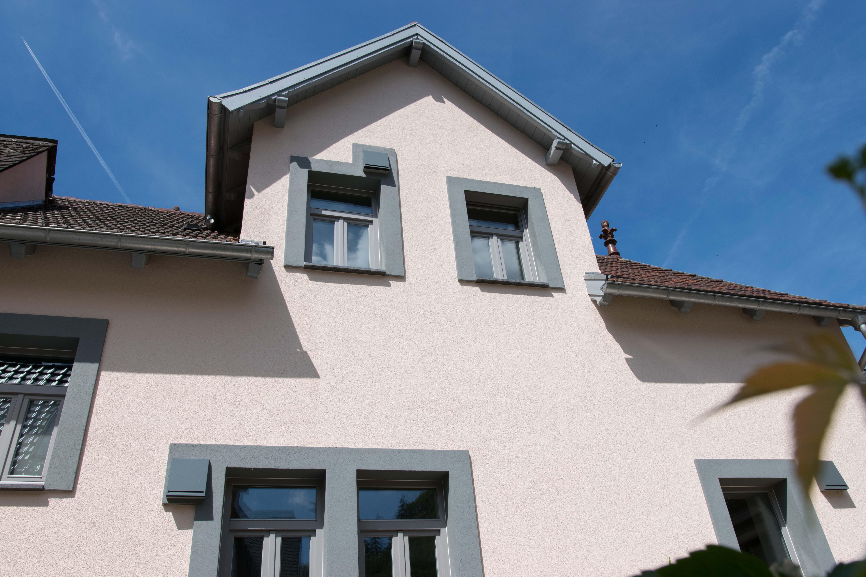 Altbausanierung, KfW-Effizienshaus 55 Balduinstein, 1780