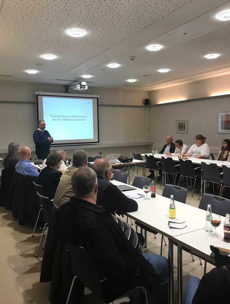 Referent Joachim Schrader, Gebäudeenergieberater, KfW Förderung