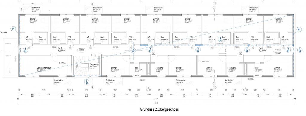 Lüftungskonzept von Bauen+Energie, Joachim Schrader