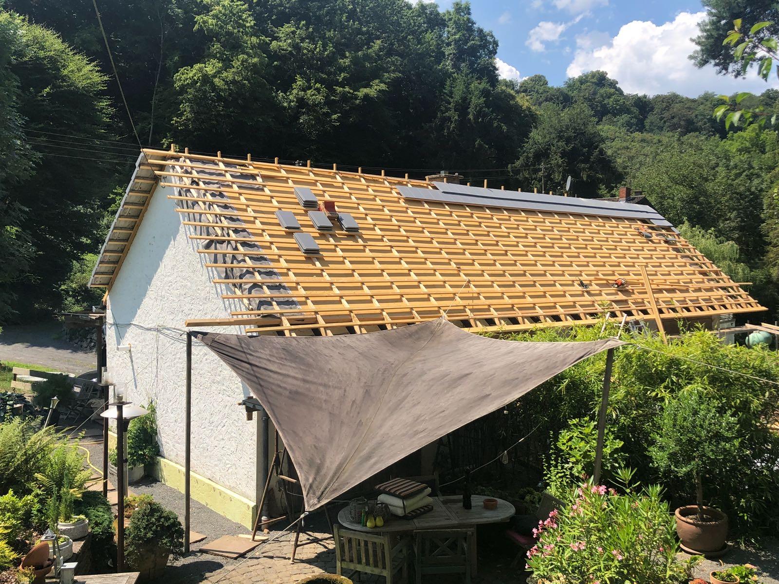 Einbau Photovoltaik, Energieberatung Hessen, KfW Förderung NRW