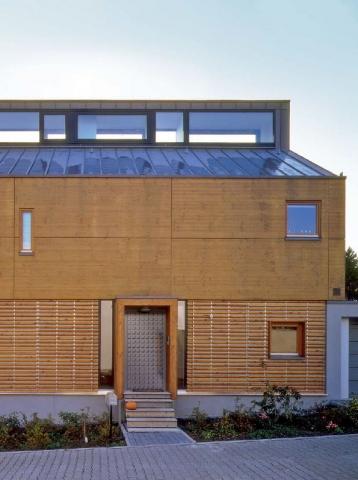 KfW Förderung Wiesbaden, Wärmedurchgangskoeffizienz, Wärmedurchgangskoeffizient von 0,49 W/m²K