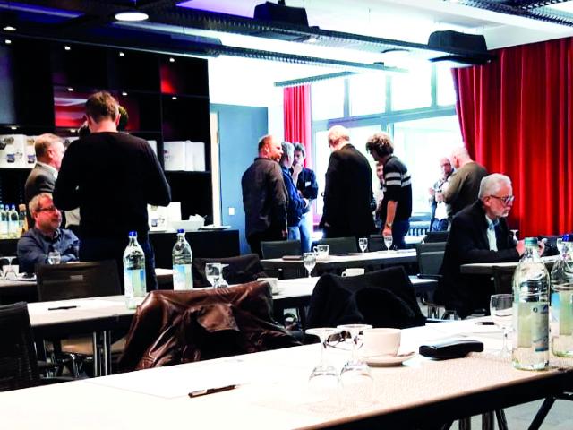 Seminar Saarbrücken 2019