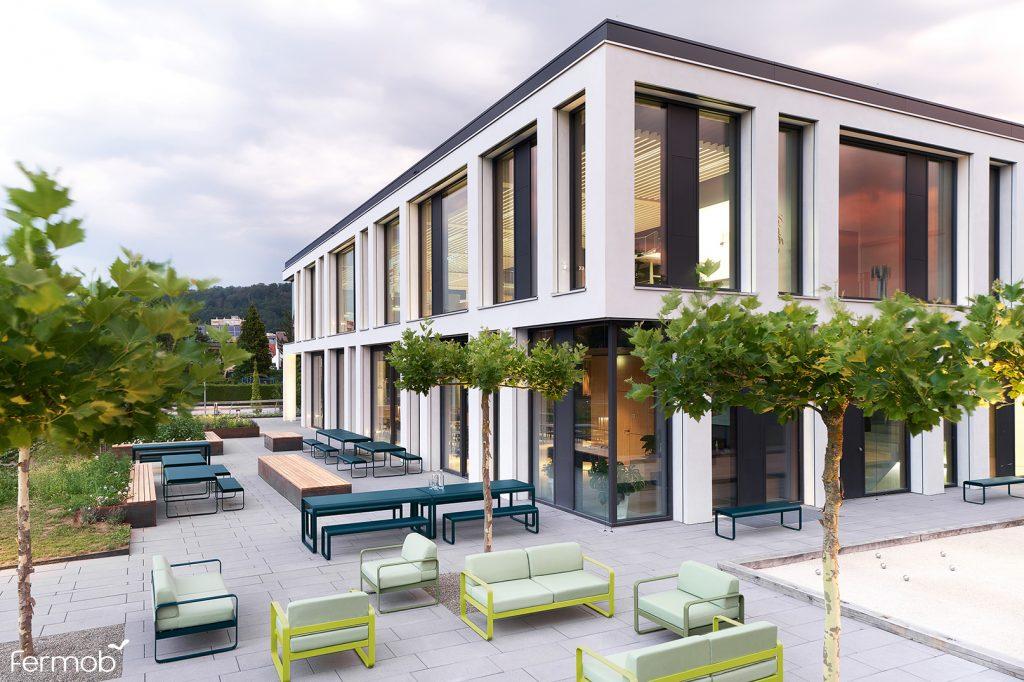 fermob Store Diez, KfW Förderung Wiesbaden, Bauen+Energie outdoor